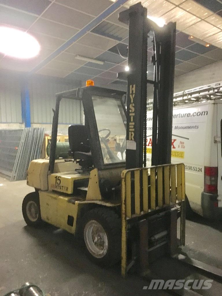 Hyster H 3.50 XL
