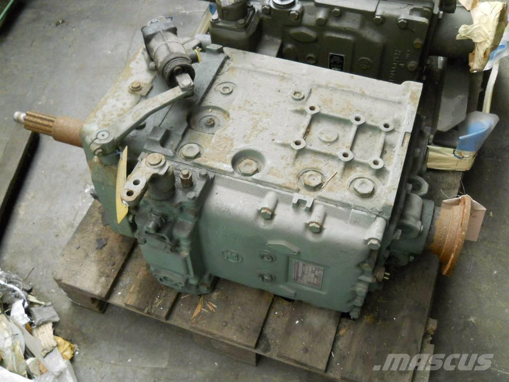 ZF S6-65+GV-80 / S6 - 65 + GV - 80  MAN