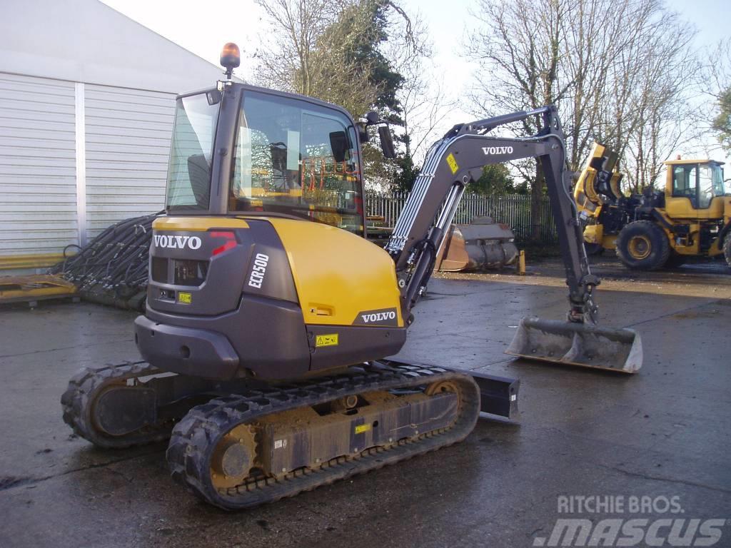 Volvo Ecr 50 D Welwyn Garden City Mini Excavators