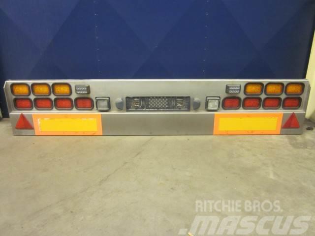 Scania achterbumper LED verlichting 12 VOLT