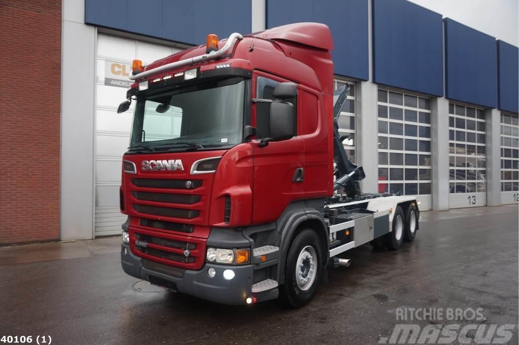 Scania R 620 6x4 V8 Retarder