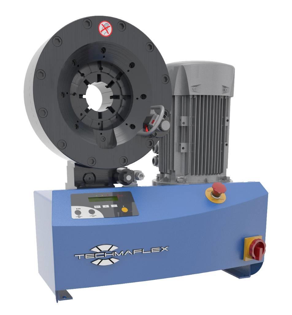 Techmaflex Elektrisk Slangpress Scrimp-240
