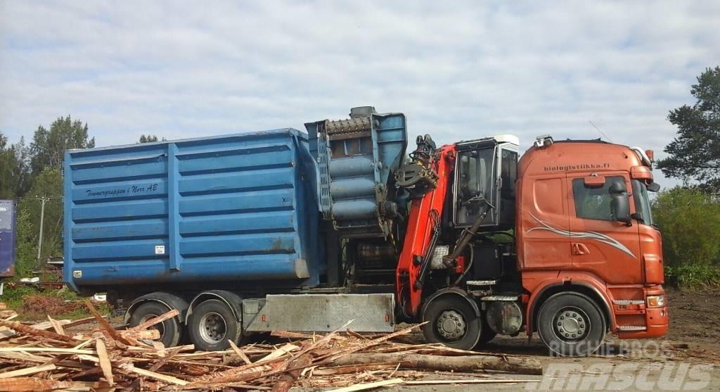 Bruks / Scania 805.2
