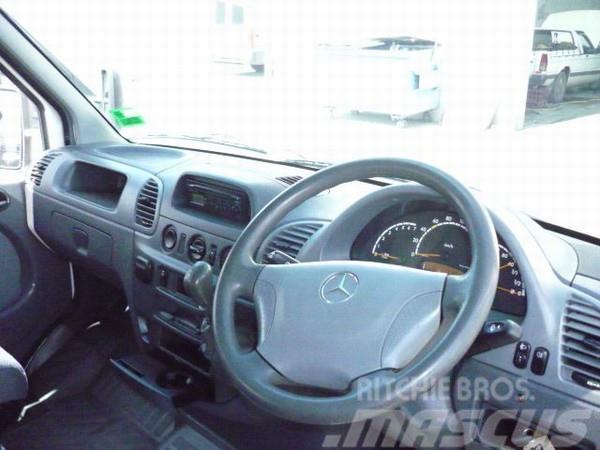 Mercedes-Benz Sprinter 313CDI SWB, 2004, Lätta skåpbilar