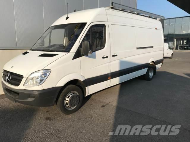 mercedes benz sprinter 516 occasion prix 18 500 ann e d 39 immatriculation 2012 camion. Black Bedroom Furniture Sets. Home Design Ideas