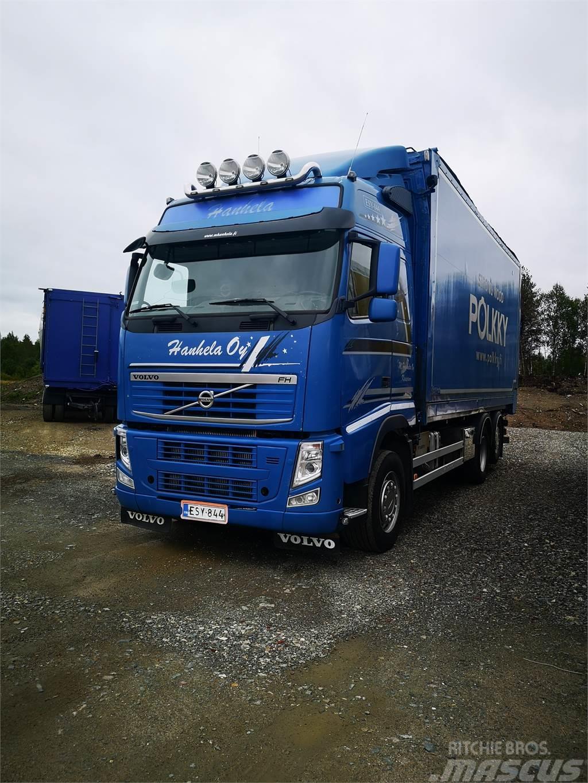 Volvo FH460 6x2