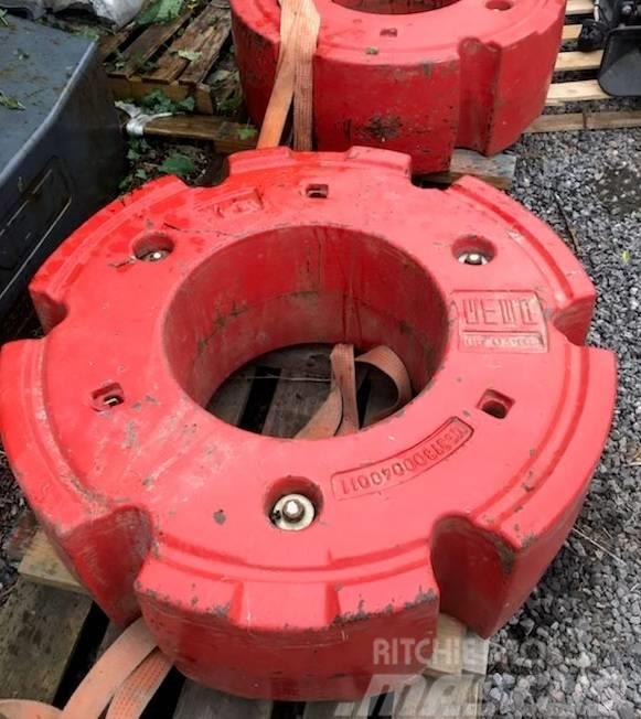 Fendt Wheel Weights