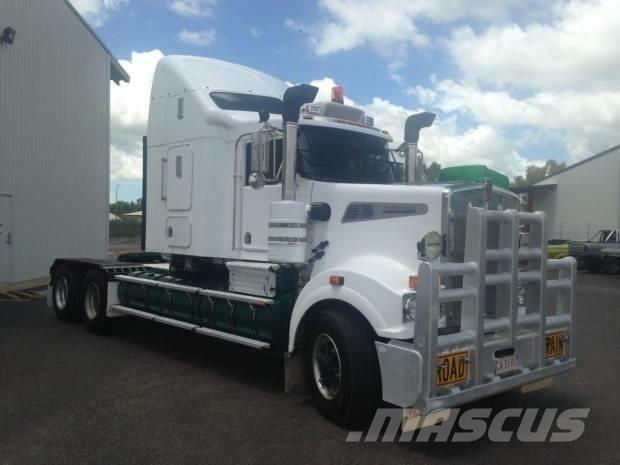 Kenworth T909, 2011, Prime Movers