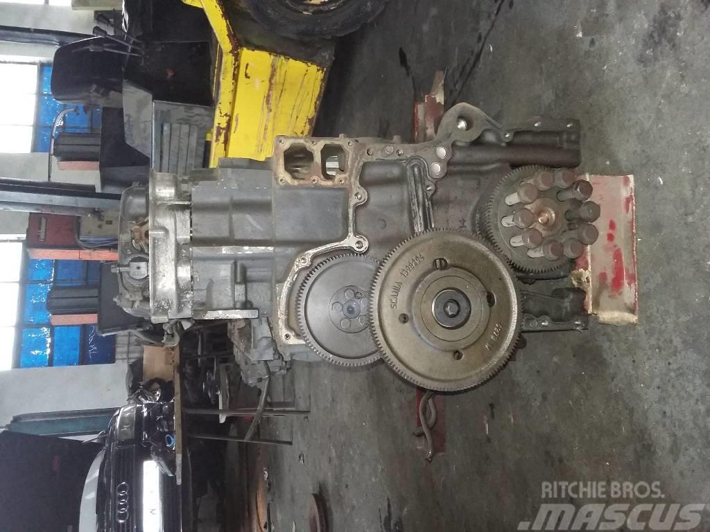 Scania R420 DC1215L01 engine