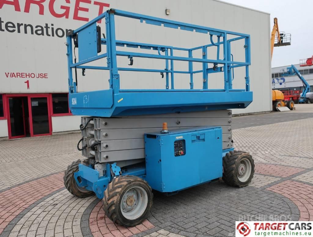 Genie GS-4069RT Diesel GS4069 4x4 ScissorLift 1430cm