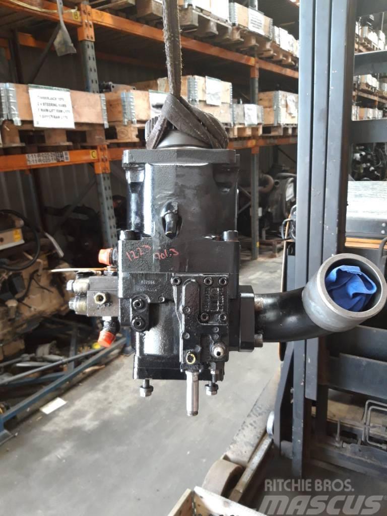 Valmet 901.3 crane pump