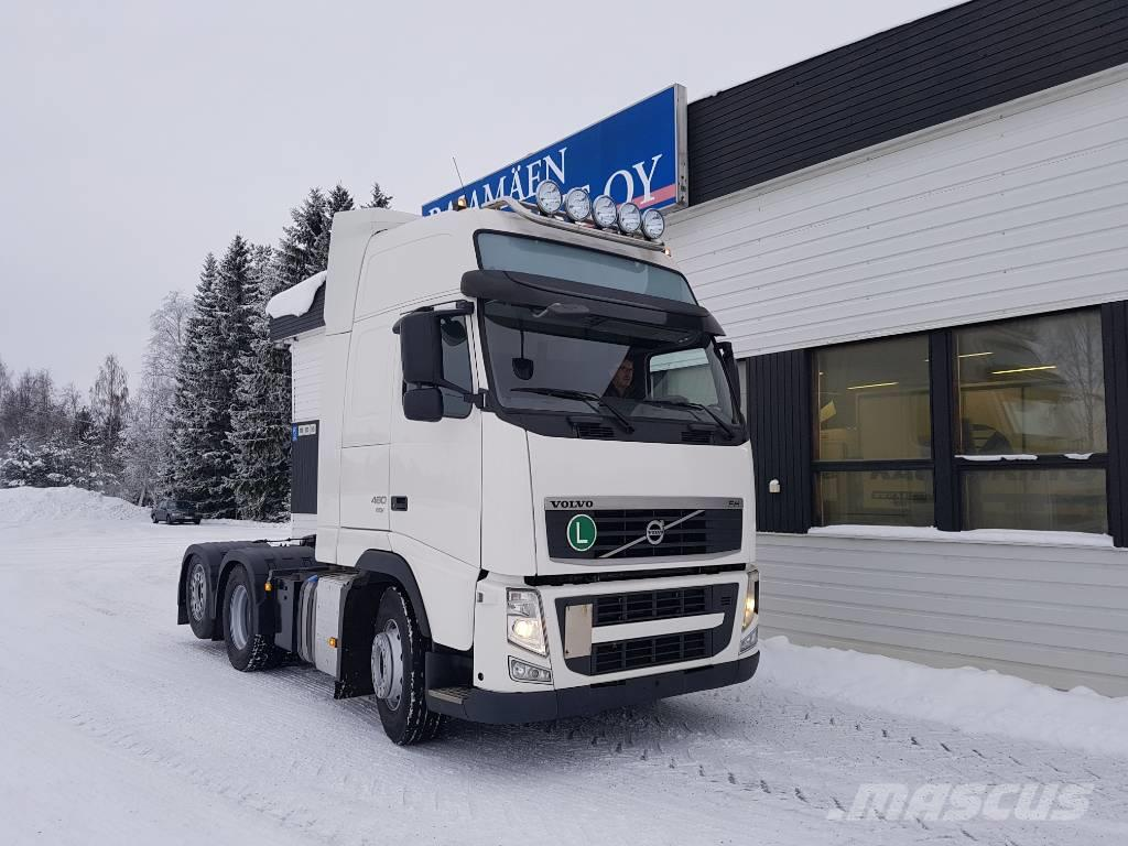 Volvo FH13-6X2