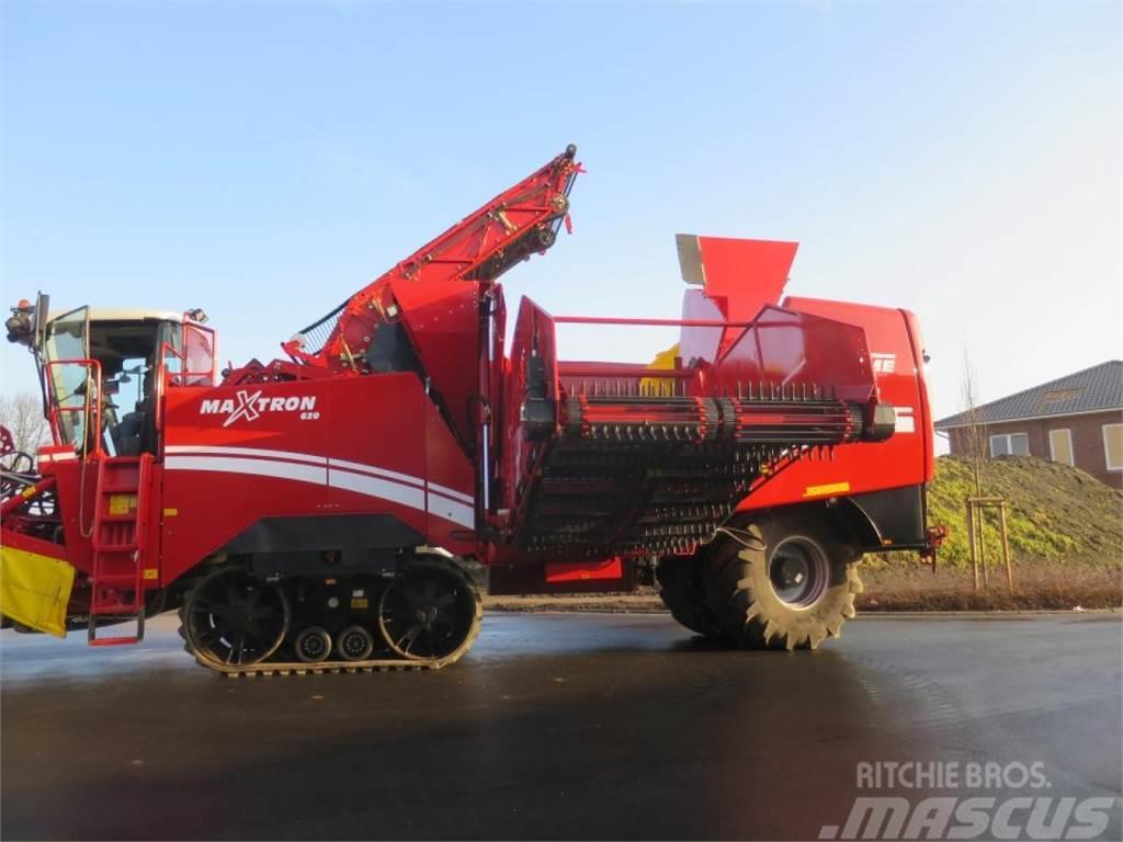 Grimme Maxtron 620 II - 10