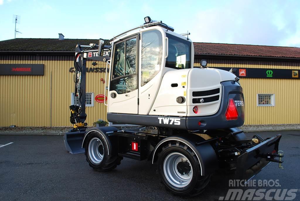 Schaeff TW75 Hjulgrävare, -16