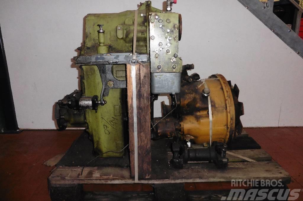 Clark-Hurth Getriebe R18627-16 / C272.7-42