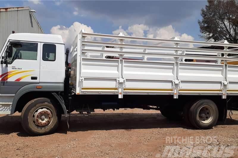 Tata 1518C EX2 Cattle Body 8 Ton