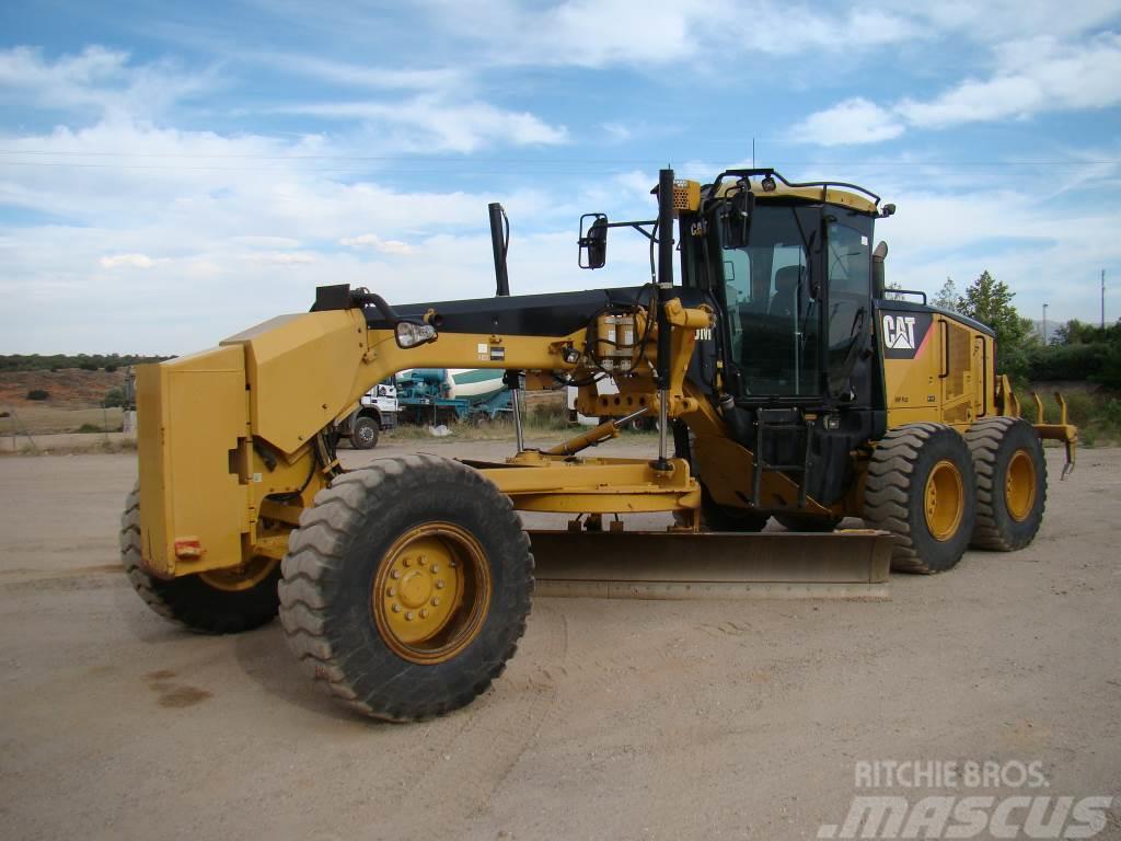 Caterpillar 140 M, 2008, Motor Graders ...