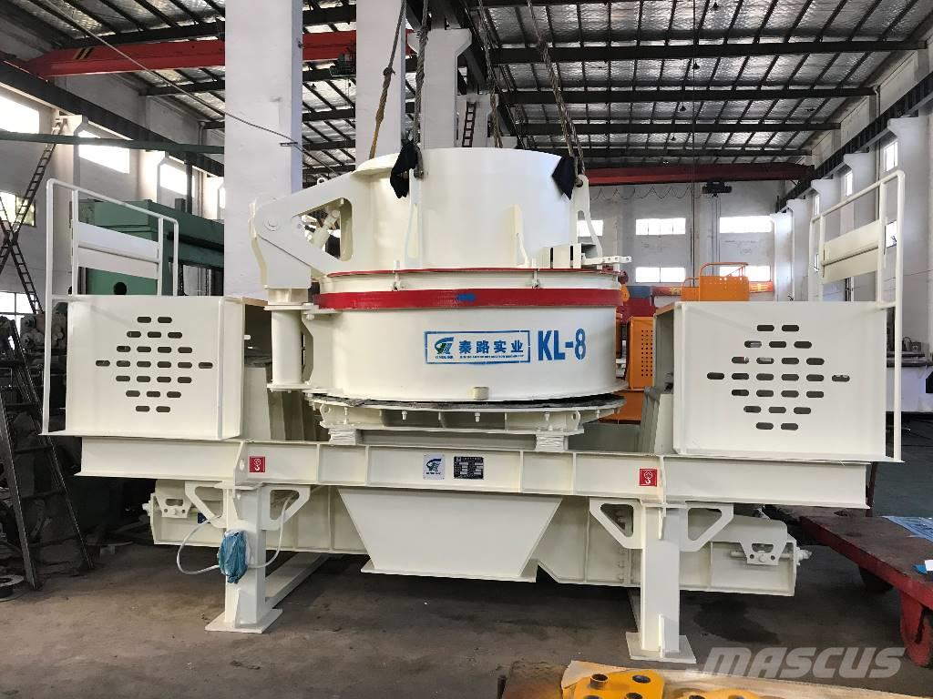 Kinglink KL-8 VSI crusher sand machine