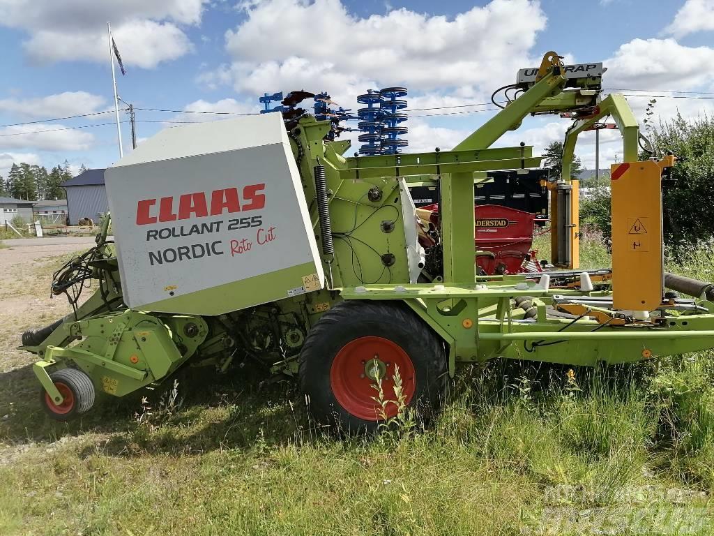 CLAAS Rollant Uniwrap 255RC