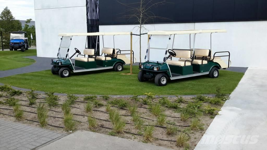 [Other] GOLFCAR  CLUBCAR VILLAGER6 BATTERY AANGEDREVEN
