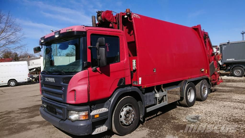 Scania P310DB6X2*4HLB only 296987 km!!