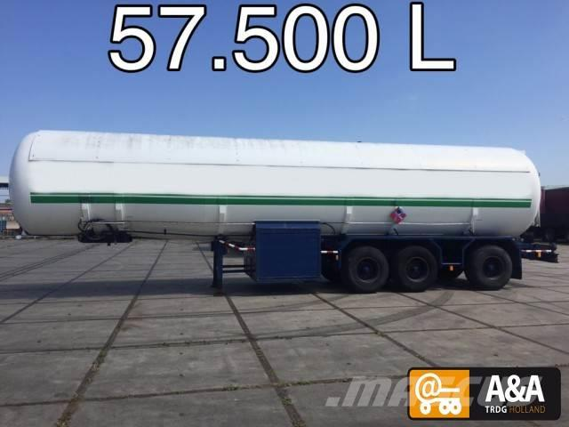 Ten Cate LPG GPL propane butane gas gaz 57.500 L