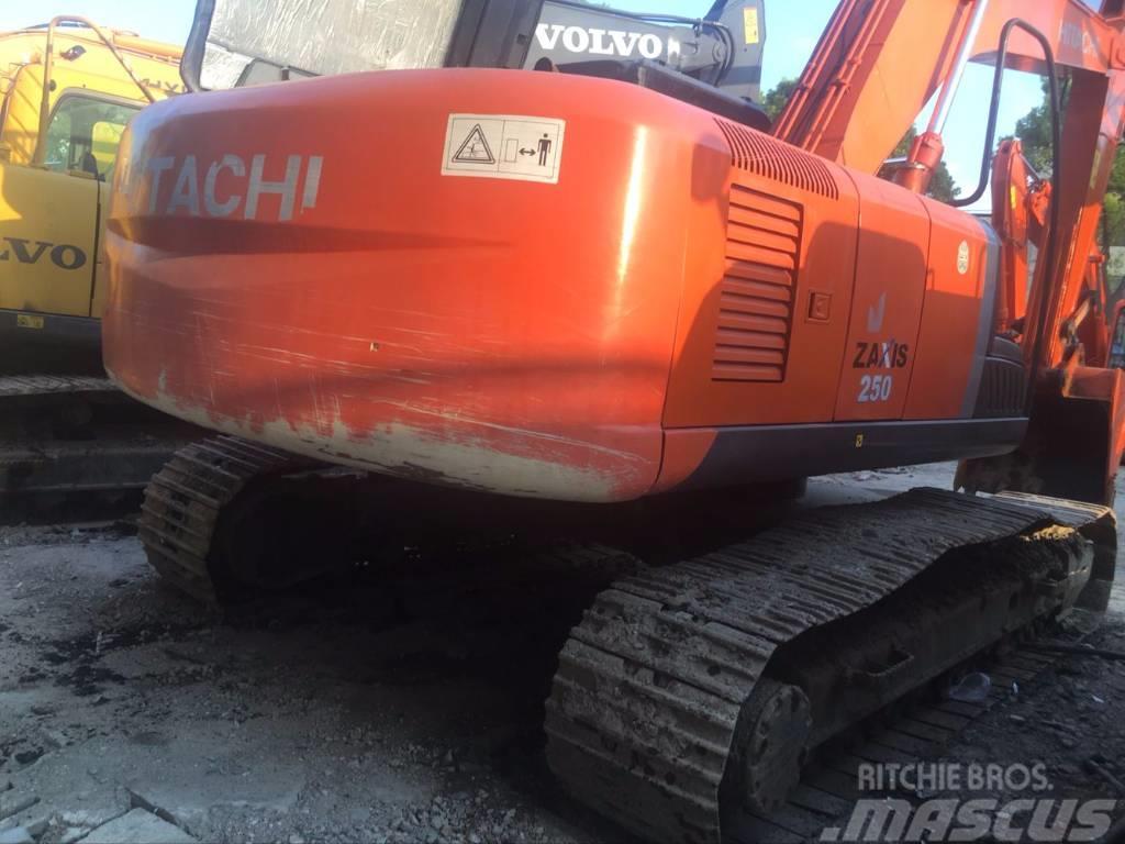 Hitachi Sumitomo HITACHI ZAXIS 250 CRAWLER EXCAVATOR
