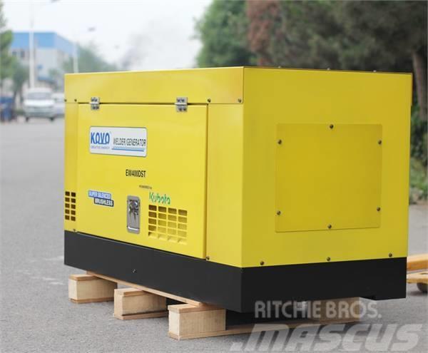 Kubota generator KDG3220