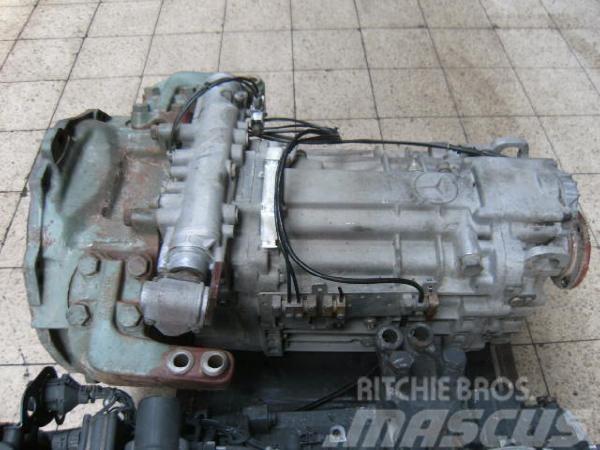 Mercedes-Benz Schaltgetriebe G155-16 / G 155-16, 1996, Växellådor