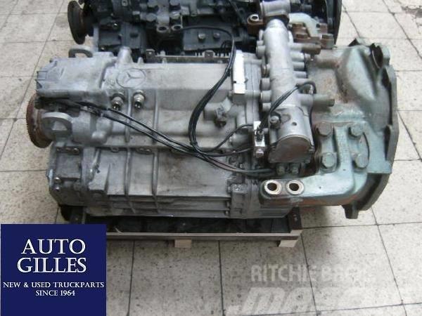 Mercedes-Benz Schaltgetriebe G155-16 / G 155-16
