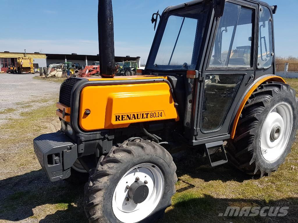 Renault 80-14 F