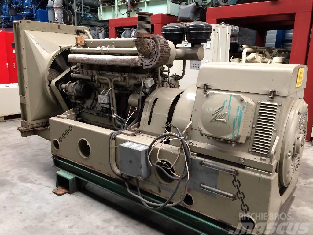 MWM TRHS 518-S / HANS STILL AG 200 KVA