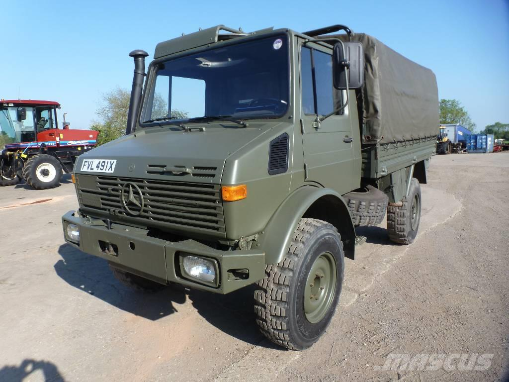 mercedes benz unimog 1300l baujahr 1982 andere. Black Bedroom Furniture Sets. Home Design Ideas