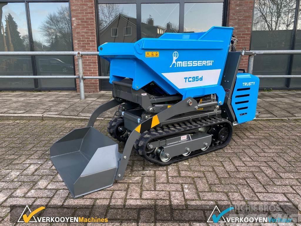 Messersi TC95d AVP High Tip Dumper