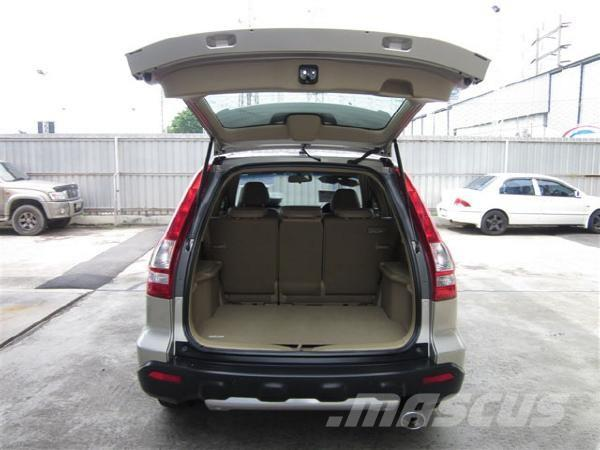 Honda CR-V 2.0 AT 2WD, 2007, Personbilar