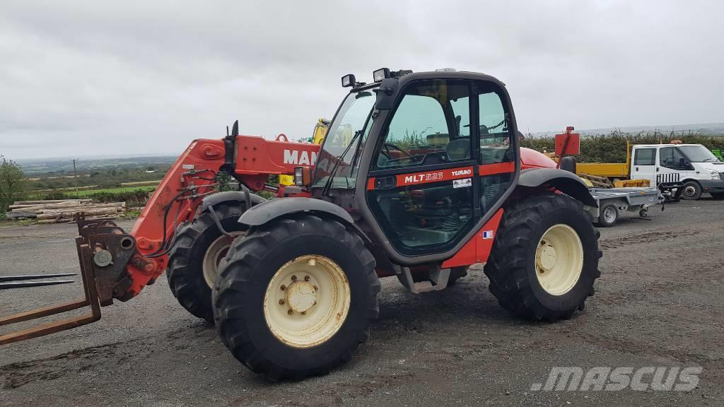 Manitou MLT 526 T