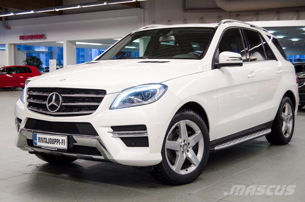 Mercedes-Benz ML 350 BlueTec AMG Line 7-G Tronic