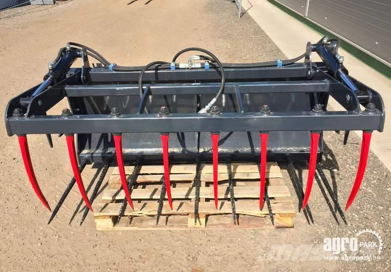 [Other] NEW Manure bucket 180 cm wide, EURO pickup