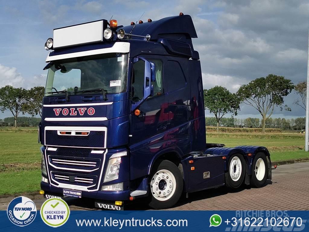 Volvo FH 500 6x2 xenon leather