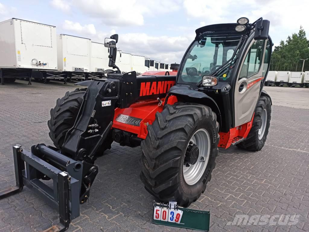 Manitou MLT 733-115 CLASSIC