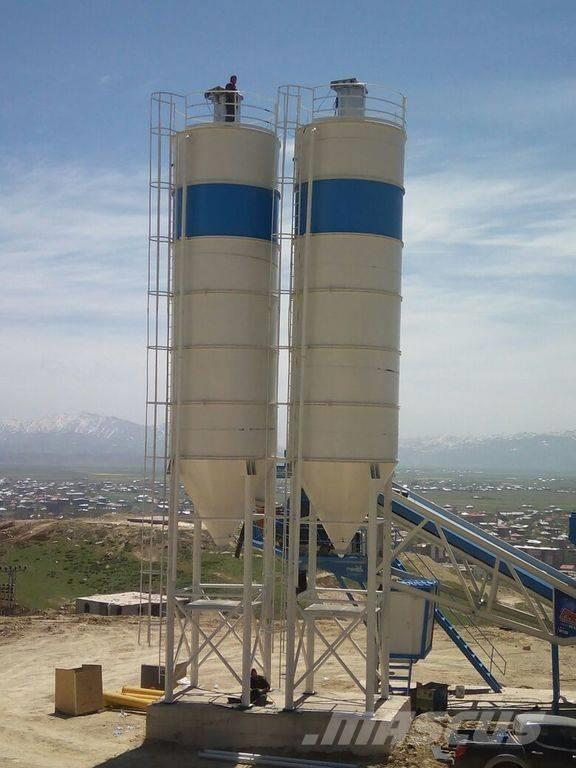 Promax-Star Cement Silo: 100 Tons /  Bolted