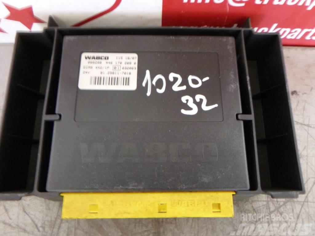 MAN TGA EBS modulator 81.52106.6047