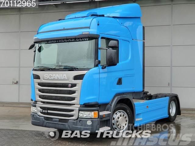 Scania G410 4X2 Retarder Standklima ACC Euro 6