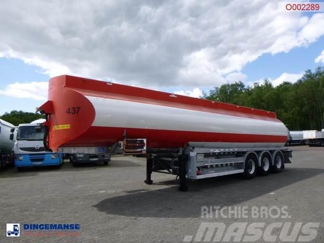 Heil / Thompson Fuel tank alu 42.4 m3 / 6 comp
