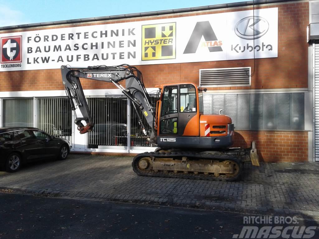 Schaeff TC125 Gelenkausleger