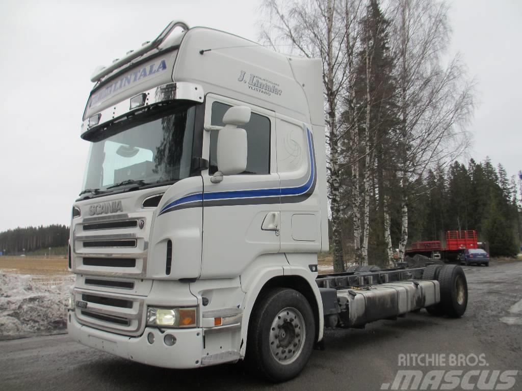 Scania R12 4x2 alusta