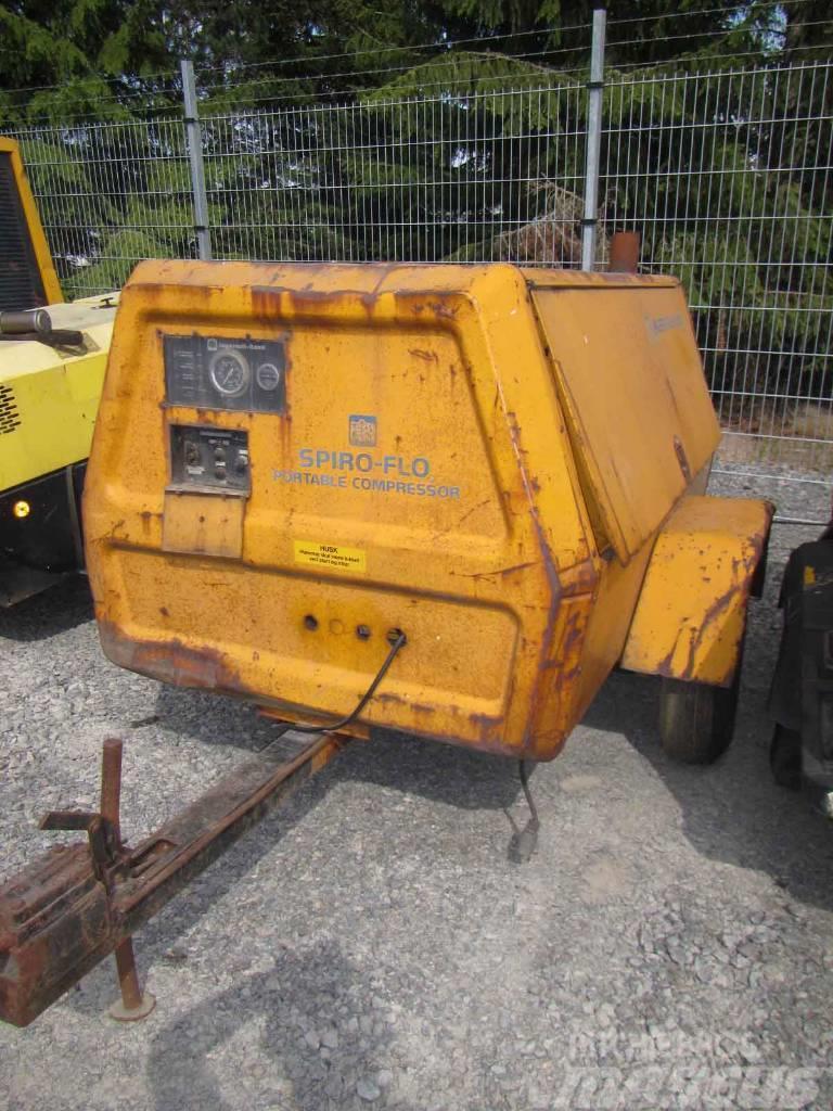 Ingersoll Rand P175WD