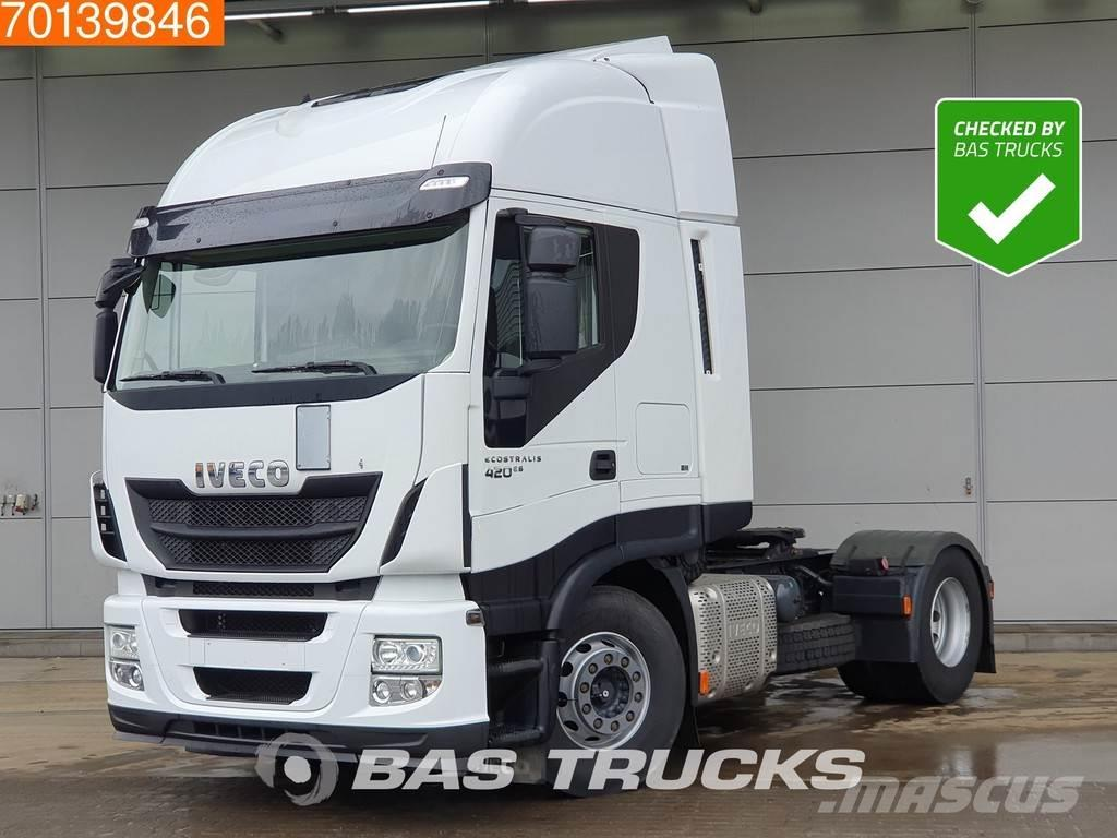 Iveco Stralis Hi-Way AS440S42 4X2 Intarder Navi Euro 6