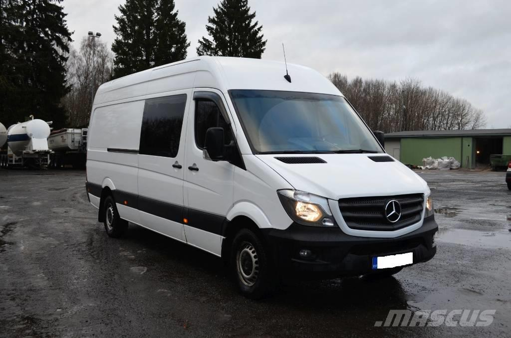 mercedes benz sprinter 313 cdi eesti hind 11 667 tootmisaasta 2010 kaubikud mascus eesti. Black Bedroom Furniture Sets. Home Design Ideas