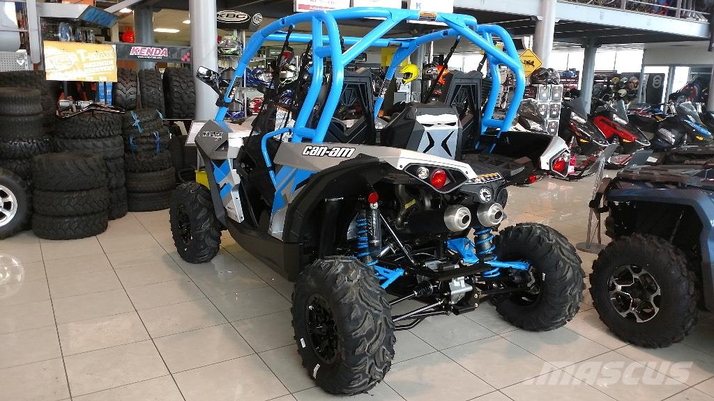 Can-am CanAm Maverick 1000T XDS, 2017, ATV-k